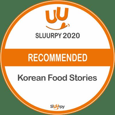 Korean Food Stories