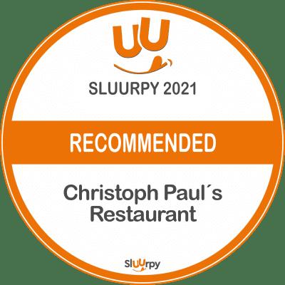 https://www.sluurpy.de/k%C3%B6ln/restaurant/1753684/christoph-paul-s-restaurant/mb_recommended_2021.png