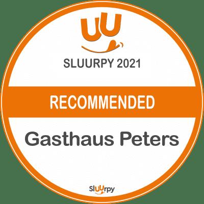 Gasthaus Peters - Sluurpy
