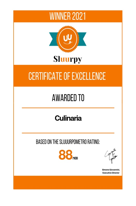 Culinaria - Sluurpy