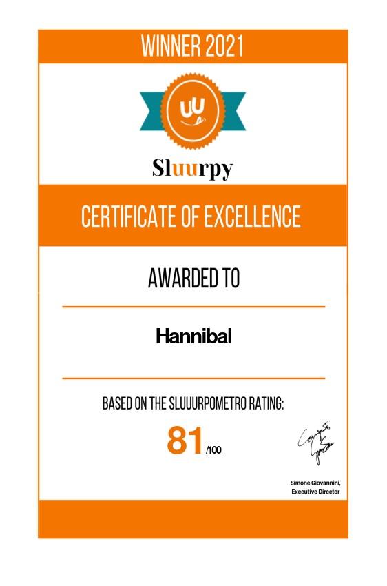 Hannibal - Sluurpy