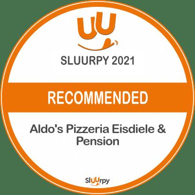 Aldo's Pizzeria Eisdiele & Pension - Sluurpy