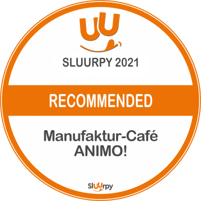 Manufaktur-Café Animo! - Sluurpy